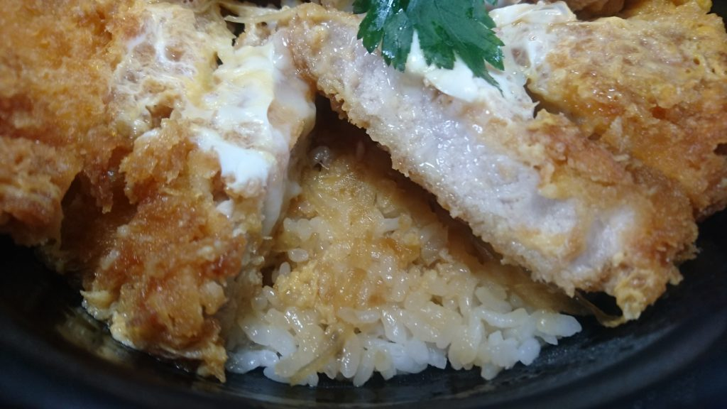 かつさとジャンボ海老カツ丼