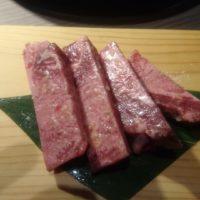 彦根の焼肉屋さんきゅー亭へ。ほとんどのメニューが390円なので色々な種類のお肉が楽しめる!飲み放題もあり!