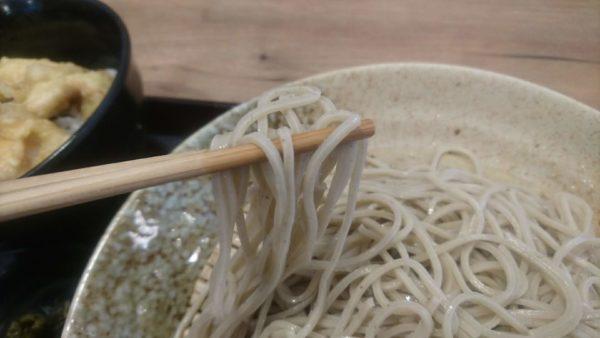 金亀庵のタレ鶏天丼セット